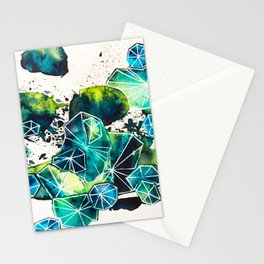 Lilly pads 1 Stationery Cards