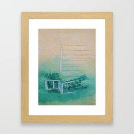 Fell Framed Art Print