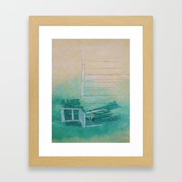 Fell Framed Art Print