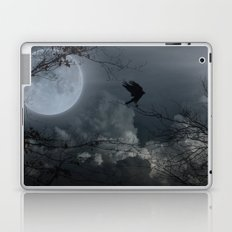 There's A Moon Out Tonight Laptop & iPad Skin