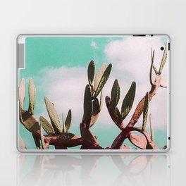 Vintage cactus life Laptop & iPad Skin