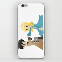 ouat iPhone & iPod Skins featuring OUAT - Captain Swan by Choco-Minto