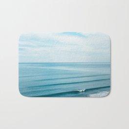 Pretty Waves Bath Mat