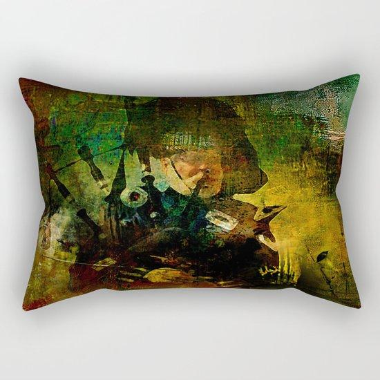 Scotland the brave Rectangular Pillow