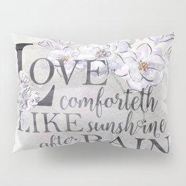 Garden Whispers 3 Pillow Sham