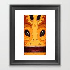 Pekoe Framed Art Print