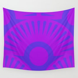 Japanese Aesthetic Pattern Wall Tapestry