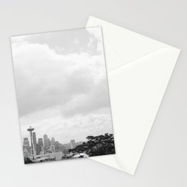 Seattle Days Stationery Cards