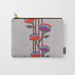 Émile Flowers Carry-All Pouch