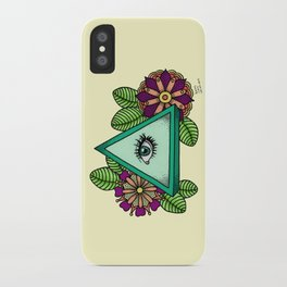 I See You △ iPhone Case
