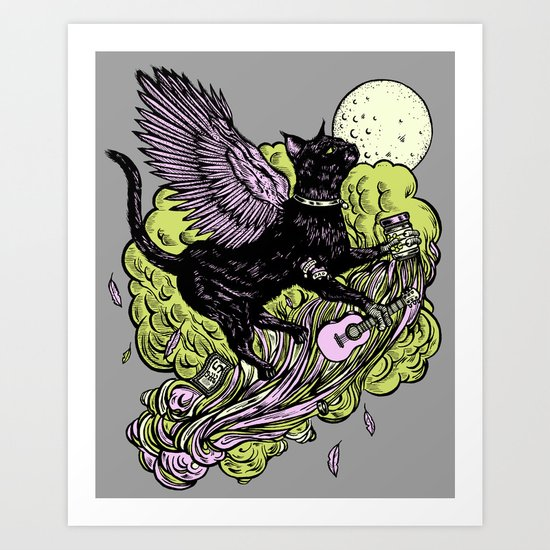 Child Of A Learism Art Print