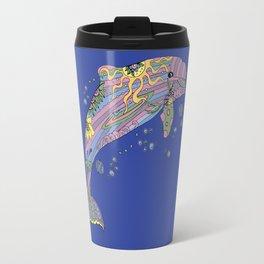 Dolphin Travel Mug