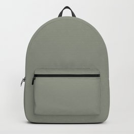 Port of Call ~ Sage Green Backpack