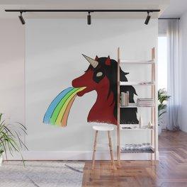 Unicornpool Wall Mural