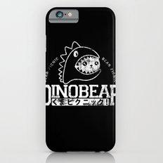 Vintage Dinobear iPhone 6s Slim Case