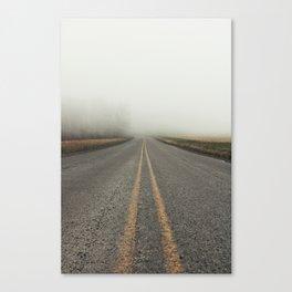 Low Views Canvas Print