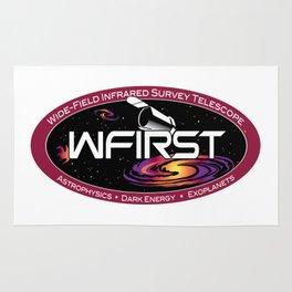 WFIRST Program (IPAC) Logo Rug