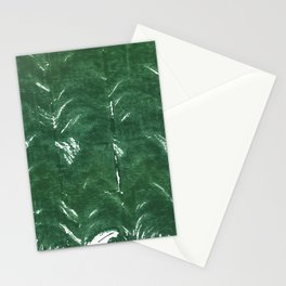 Dark green Stationery Cards