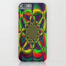 Kaliedoscope of Color iPhone Case