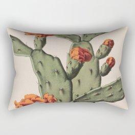 Botanical Cactus Rectangular Pillow