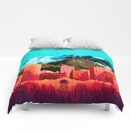 New Age Nature Comforters