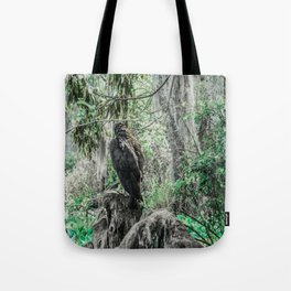 Looking for New Prey Tote Bag