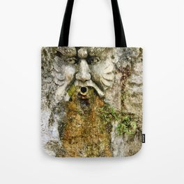 He Who Drools Tote Bag