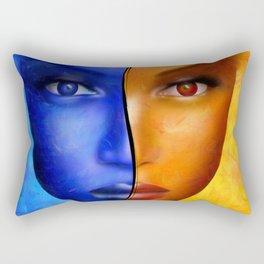 Frescanilla - the mirage Rectangular Pillow