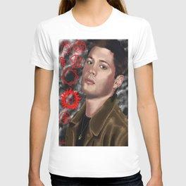 Jensen Ackles (Dean Winchester from Supernatural) T-shirt