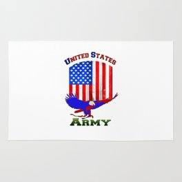 US Army Rug