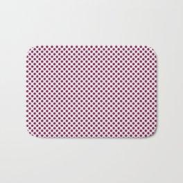 Siren Polka Dots Bath Mat