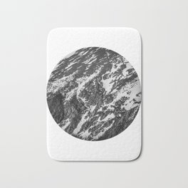 Moving Mountains | Rocky Mountains Bath Mat
