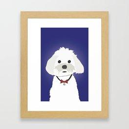 Latte B Framed Art Print