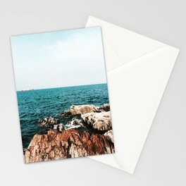 Marblehead on the Rocks Stationery Cards