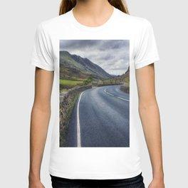 Llanberis Pass T-shirt