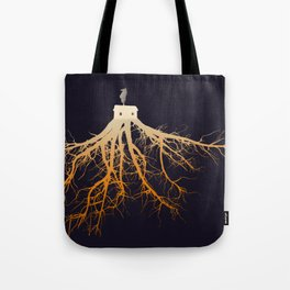 The Roots of Your Cabin Tote Bag