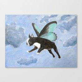 Dog Fairy Canvas Print