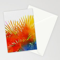 Enchanted Palm Leaves Stationery Cards