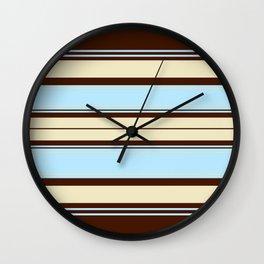 Retro #6 Wall Clock