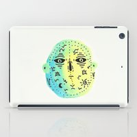 weird iPad Cases featuring weird  by Alba Blázquez