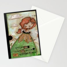 Pause by Diane Duda Stationery Cards