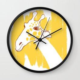 Serengeti Safari - Twiga Wall Clock