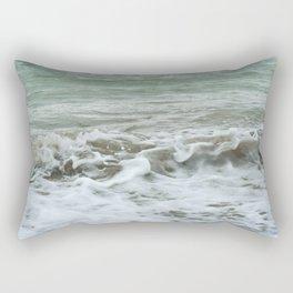 Dancing Sea Rectangular Pillow