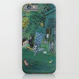 Raoul Dufy La Marne iPhone Case