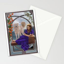 Hecuba Stationery Cards