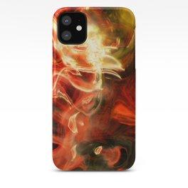 Fire Lights iPhone Case