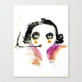 Mme Zuzu Canvas Print