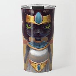 Bastet Travel Mug