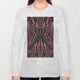 Pinstripe Pattern Creation 28 Long Sleeve T-shirt