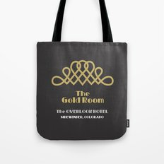 The Gold Room - The Shining - Overlook Hotel Tote Bag